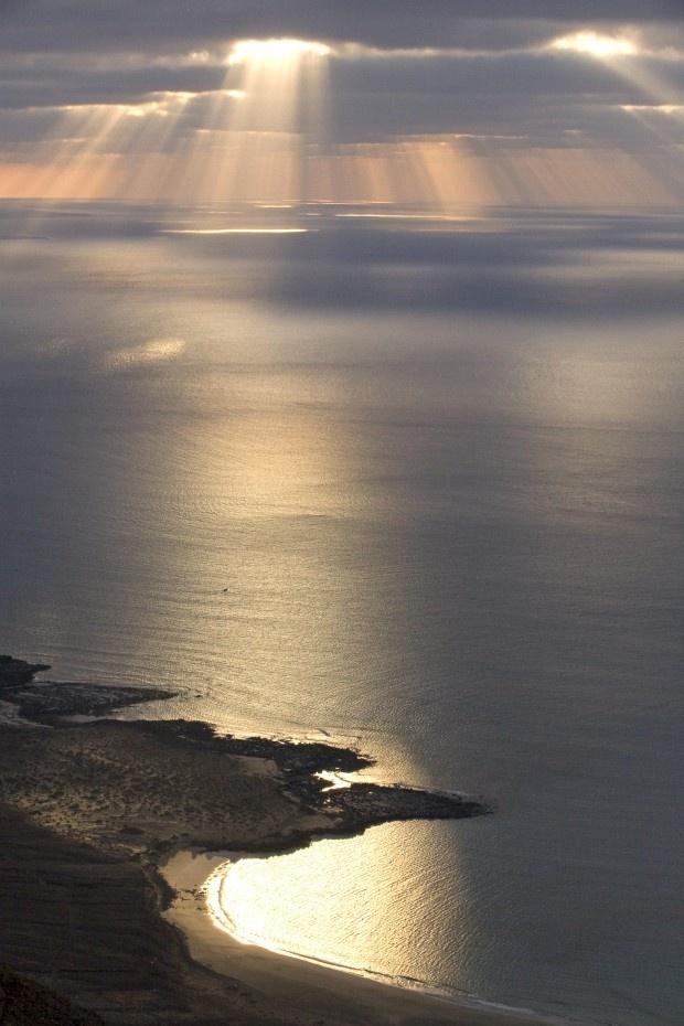 Lanzarote, España.  Foto de Luís Maio