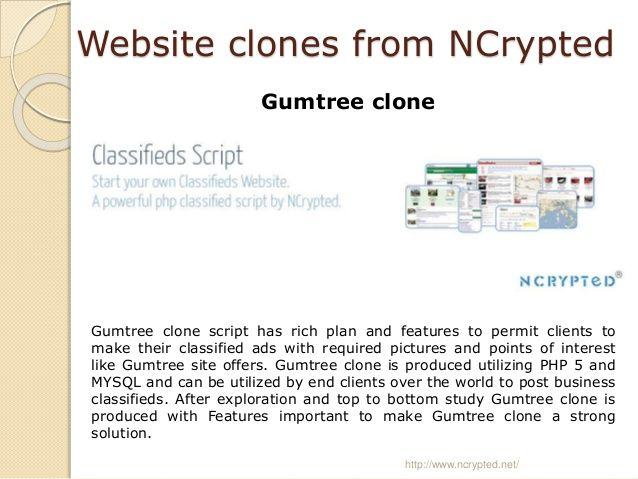 gumtree classified ads