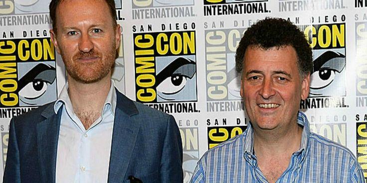 Alors que la saison 4 de Sherlock s'est achevée, Steven Moffat et Mark Gatiss préparent une série sur Dracula.