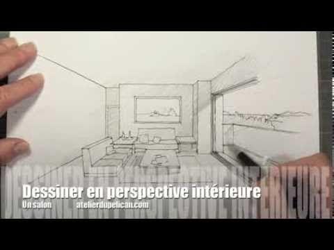 17 meilleures id es propos de perspective point de for Apprendre a dessiner une maison en perspective