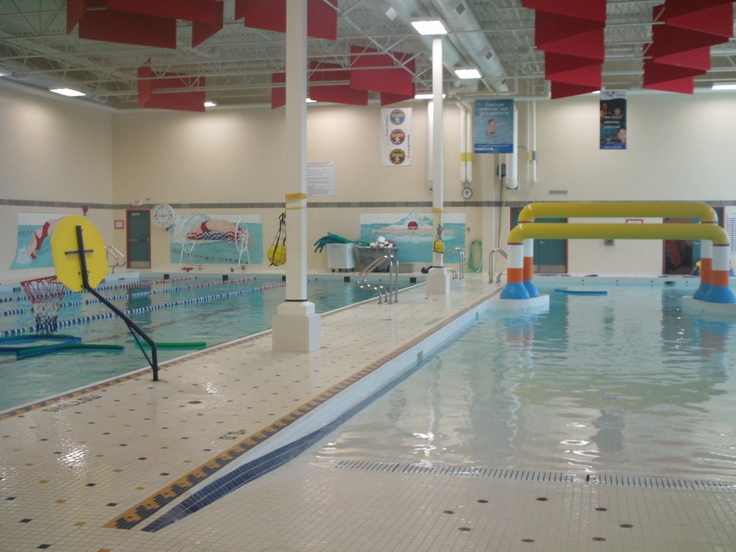 Stettler Recreation Centre Swimming Pool