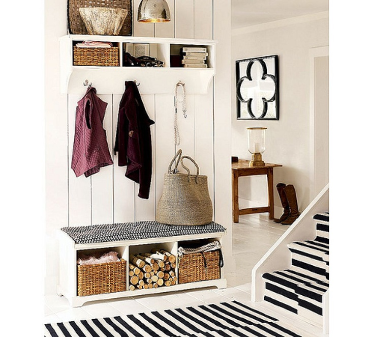 16 best Deco, entrada recibidor. images on Pinterest | Coat storage ...