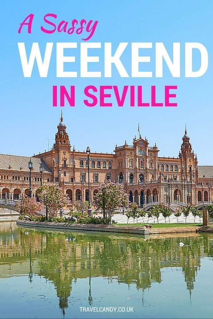 Seville for the weekend? Here's how to get the most out of this sunshine city break. Where to eat, what to see, and things to do in Seville - all covered in this weekend guide to Seville. Click through for the full Seville Itinerary. #seville #spain #citybreak #minibreak
