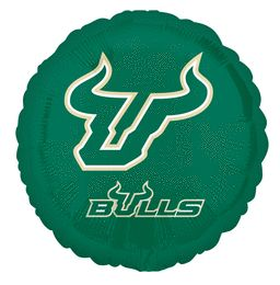 18'' University of South Florida Foil Balloon (Pack of 5)