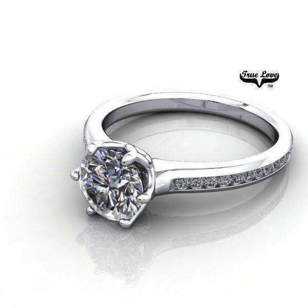 The six prong engagement ring. Set in the the metal of your choice.  #ring #diamonds #rings #fashionjewelry #jewelrygram #engagementring #jewelrydesign #jewelryaddict #weddingrings #showmeyourrings #ringbling #weddingblog #weddingforward #heputaringonit #futurewife #isaidyes #gettingmarried #proposal #couplegoals #marryme #bridetobe #engagement #instawed #finejewelry #perfectproposal #wifetobe #bridesmaid #fiancee #ohsoperfectproposal #trekjewellers