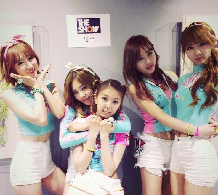 MINX - Love Shake - SuA, JiU, Dami, Siyeon,  YooHyeon