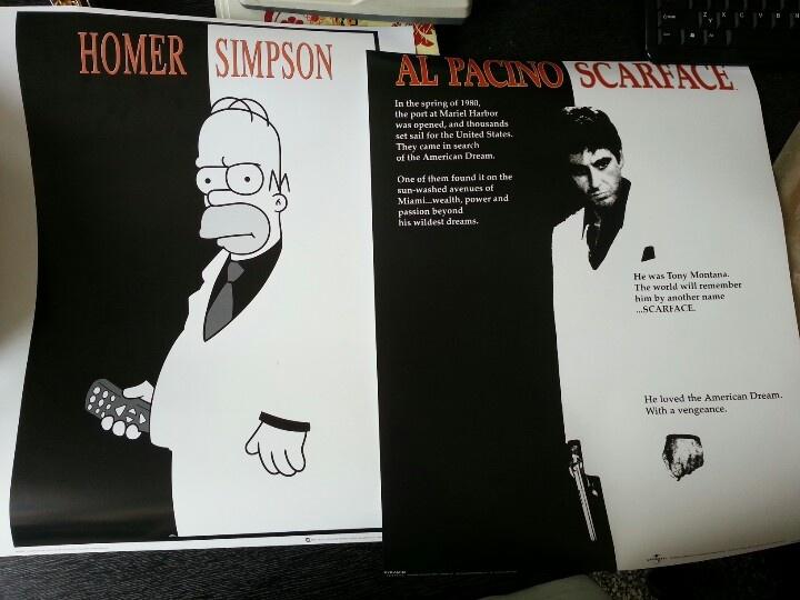 Homer vs. Al Pacino