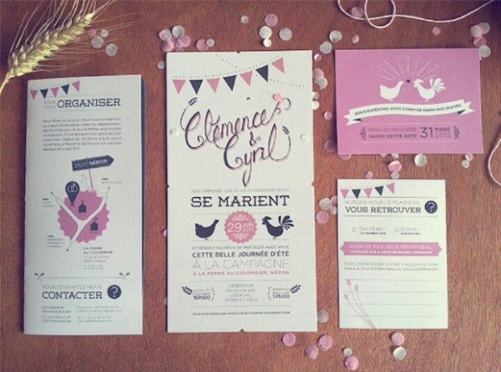 17 best images about faire part mariage on pinterest lace invitations and vintage