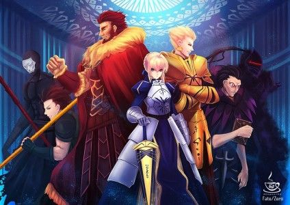 Fate/Zero Season 1