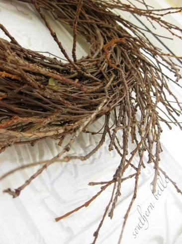 <3Beautiful Nests, Twig ღBrown, Grapevine Crafts, Twiggy Wreaths