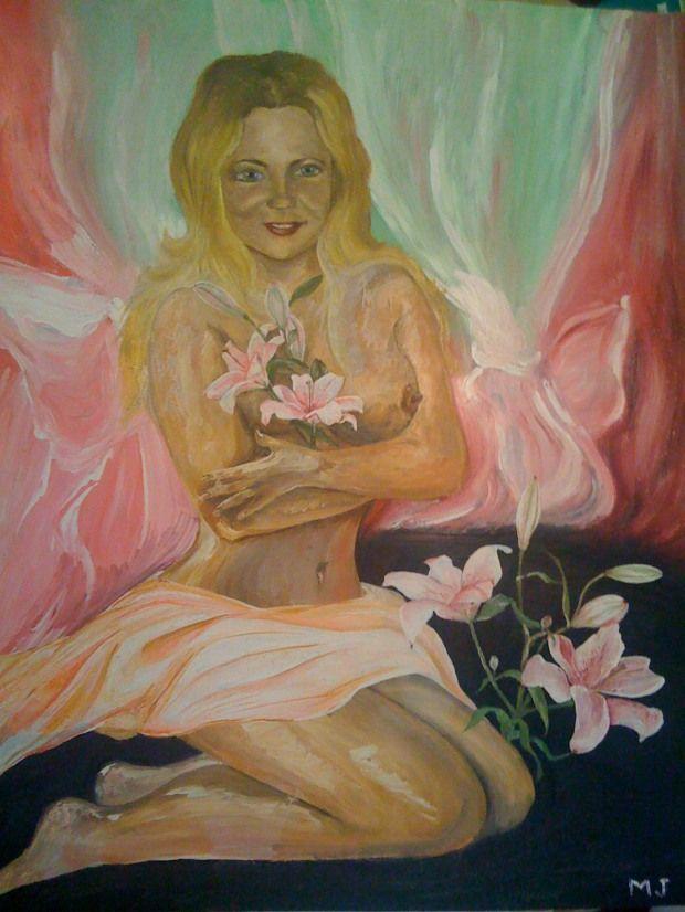 Me by Marie Javorkova