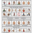 This set includes two different behavior reflection sheets that can be used by students to look back upon their actions in the classroom. The inclu...