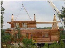 Prefab Log Homes