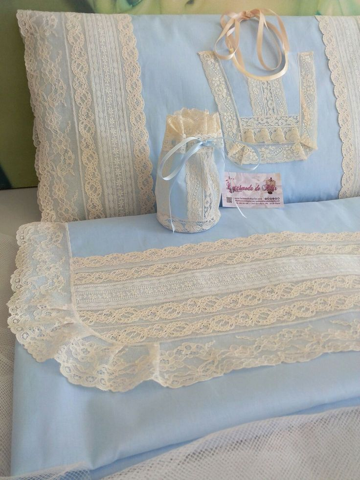 """"""" Nido azul """"      Los juegos de sábanas para cuna son una pieza fundamental de canastilla , entre uno y dos años pasarán los bebes ..."""