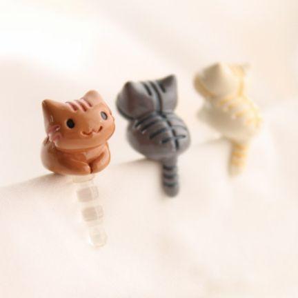 Polymer Clay Kitty Inspiration