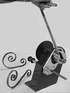Beecher Bender - 4303 - Cut 'n' Scroll Tool