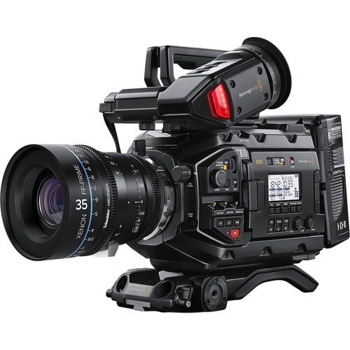 Blackmagic Design Ursa Mini Pro 4 6k G2 Cinema Camera Blackmagic Design Black Magic Camera