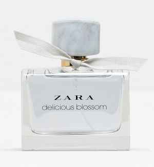 Delicious Blossom Zara for women //dupe Armani Sì