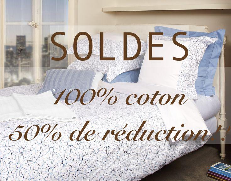 38 best collection linge de lit haut de gamme images on pinterest for Soldes linge de lit haut de gamme