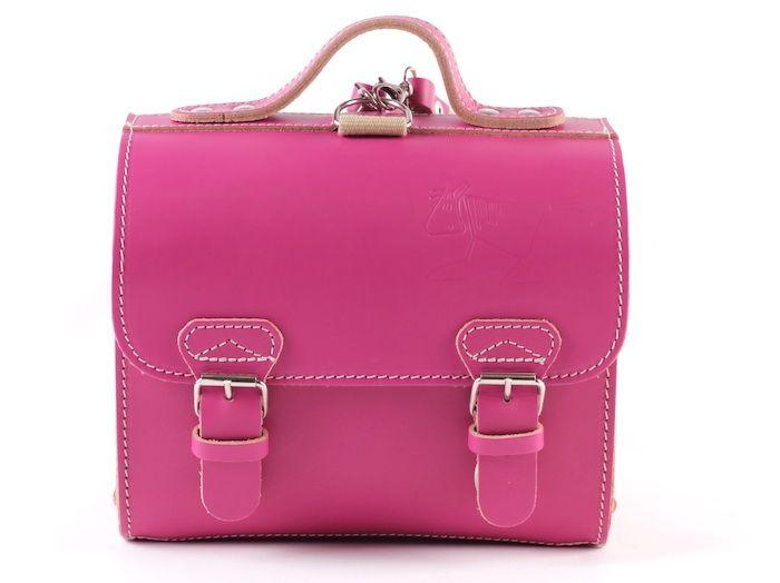Ruitertassen 17.0014 kleutertas lunchbox flash pink