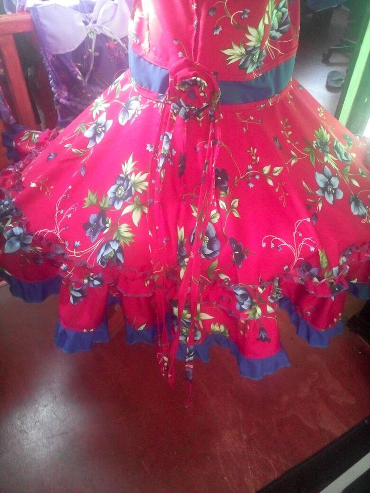 Detalles de vestidos