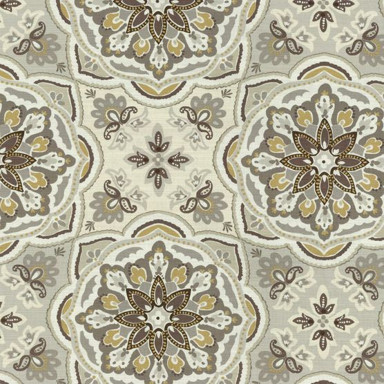 Home Decor Print Fabric- Waverly Tapestry Tile Shale at Joann.com
