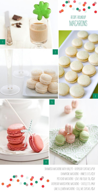 Macaron RecipeRoundup - Blog - Hello My Sweet