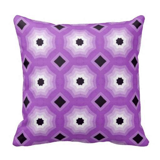 Purple Decorative Bedroom Pillows : 294 best Purple Bedroom Ideas images on Pinterest