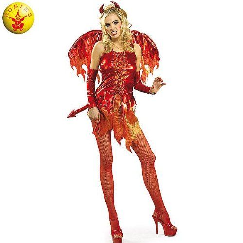 ladies devil on fire miss vampire witch more this is a seriously sexy halloween costume slip on this costume and you will start to feel the devil in - Halloween Costume Fire