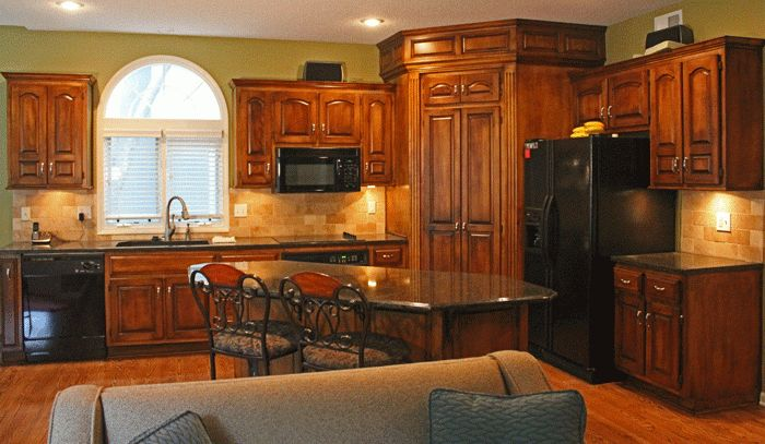 1000 ideas about staining oak cabinets on pinterest gel for Baltimore kitchen cabinets