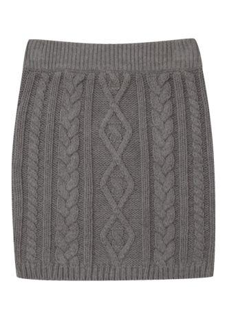 Knitting A Skirt 87