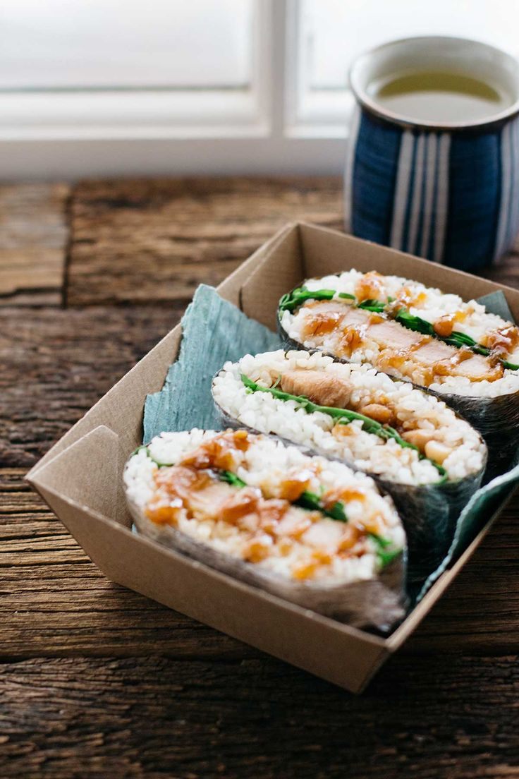 Onigirazu are a perfect Japanese lunch idea. They're so delicious, customisable, and easy to make! They're great to eat on the go!