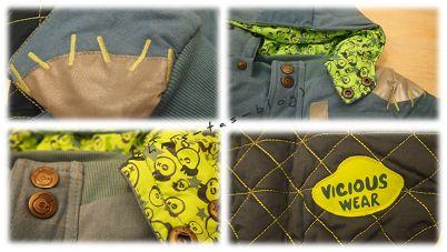 Vicious Wear - ausdrucksstark, individuell, anders | Chris-Ta´s Blog #kinderkleidung #chris_tas_blog #kindermode #umweltbewusst