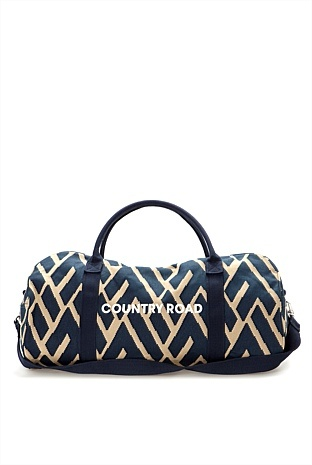 countryroad Duffle bag is a must!