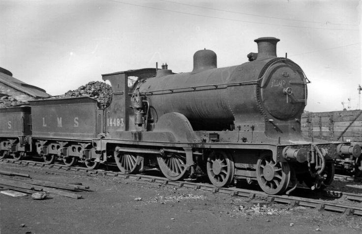 LMS (Caledonian)  Pickersgill 72 class  4-4-0