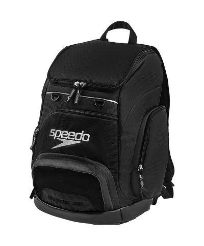Speedo teamster mochila negra 35 l por 53,31 € Gran mochila resistente construida con #resistencia a la abrasión para los #atletas exigentes, de forma clásica y con materiales de #calidad mejorados. #backpack #deportes #mochila #natación #chollos