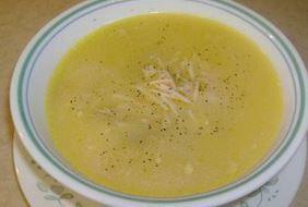 Kolay Tavuk Çorba Tarifi