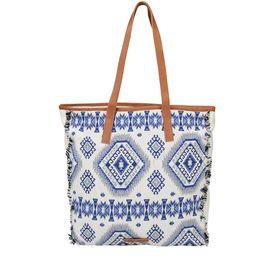 TOMEL - On adore les motifs de ce sac de plage, offrez lui avec http://www.tomelapp.com