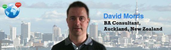 BA Interview with David Morris