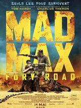 Mad Max Fury Road Streaming VF