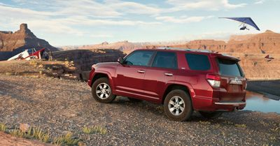 Get More Power and Features with a Used Toyota 4Runner SUV #Toyota
