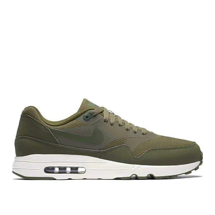 960a6132a53 ... Nike Air Max 1 Ultra 2.0 Essential (Medium Olive   Legion Green – Sail  ...