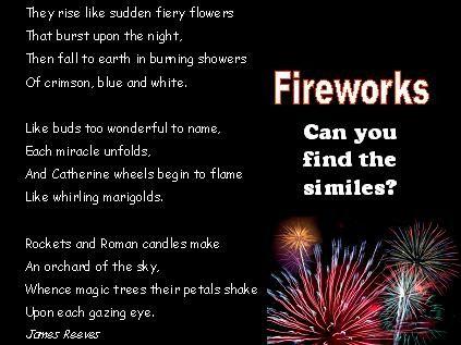 firework poems - Google Search