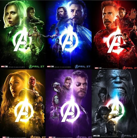 WHICH AVENGER ARE YOU? – TAKE THIS QUIZ TO FIND OUT