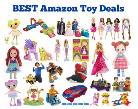 BEST toy deals on Amazon - updated November 17, 2015 – Queen Bee Coupons