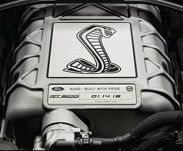 2020 Ford Mustang Shelby Gt500 Engine Teaser Mustang Shelby Ford Mustang Shelby Gt500 Shelby Gt500