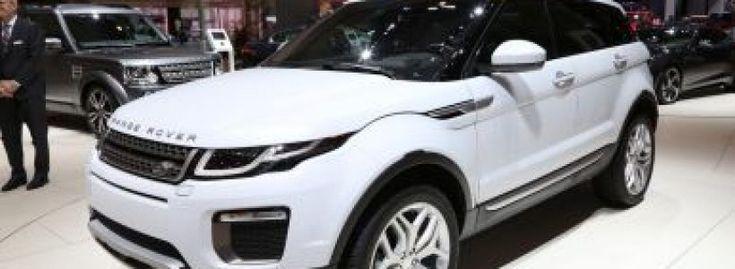 #Geneve2015 : Land Rover presente le Range Rover Evoque restyle