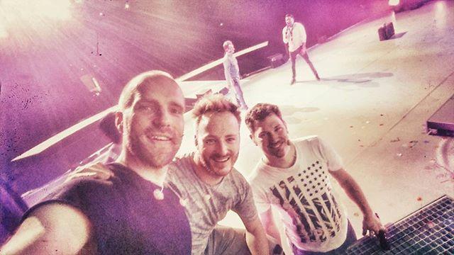 Es geht weiter - wir sind wieder on Tour!! #tour #silbereisen #voxxclub #musik #braunschweig #cool #ddc #djötzi #jansmit #christoff #endlich #könnenskaumerwarten #yeah