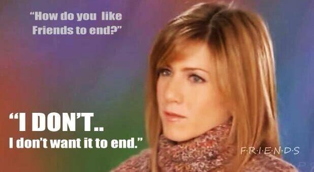 Jennifer Aniston Friends Tv Show