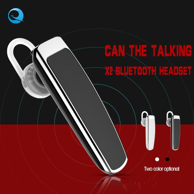 New Mini Wireless Bluetooth 4.1 Stereo Headphone In-Ear Earphone Phone Headset with Mic For iPhone Samsung XIaomi Lenovo HTC